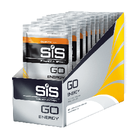 SiS GO Energy Sachets 50g 18 Pack Orange