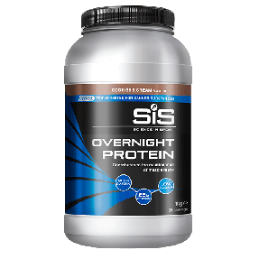 Overnight Protein - 1kg (Cookies and Cream)
