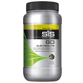 GO Electrolyte - 500g (Lemon & lime)
