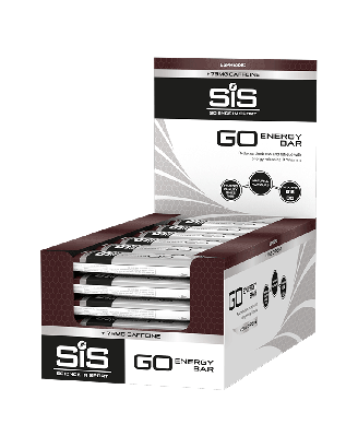 Mini GO Energy + Caffeine Bars - 30 Pack