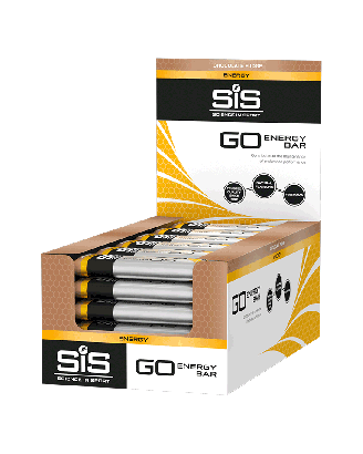 SiS GO Energy Bar Mini 40g 30 Pack Chocolate Fudge