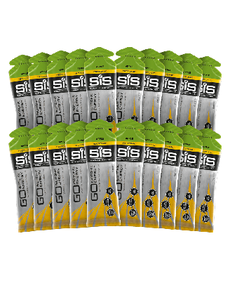 GO Isotonic Energy Gel - 20 Pack