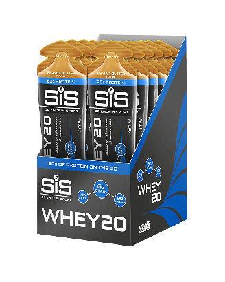 WHEY20 - 12 Pack (Peanut Butter)