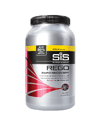 SiS REGO Rapid Recovery Protein 1.6kg Banana