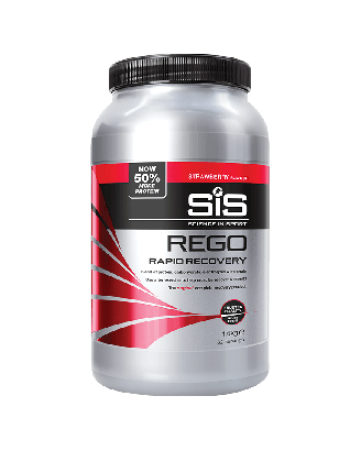 SiS REGO Rapid Recovery Protein 1.6kg Strawberry