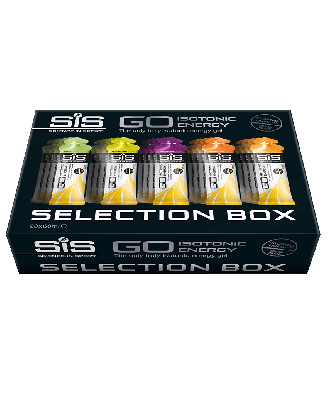 SIS Mixed Isotonic 20 Gel Pack