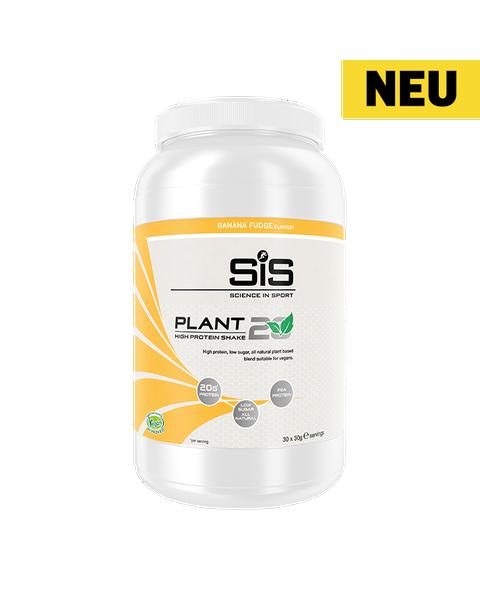 PLANT20 Powder - 900g (Bananen-Fudge)