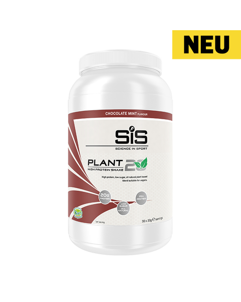 PLANT20 Powder - 900g (Chocolate Mint)