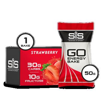 GO Energy Bakes - 12 Pack (Strawberry)