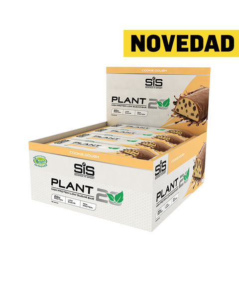PLANT20 Bar - 12 Pack (Masa de galletas)
