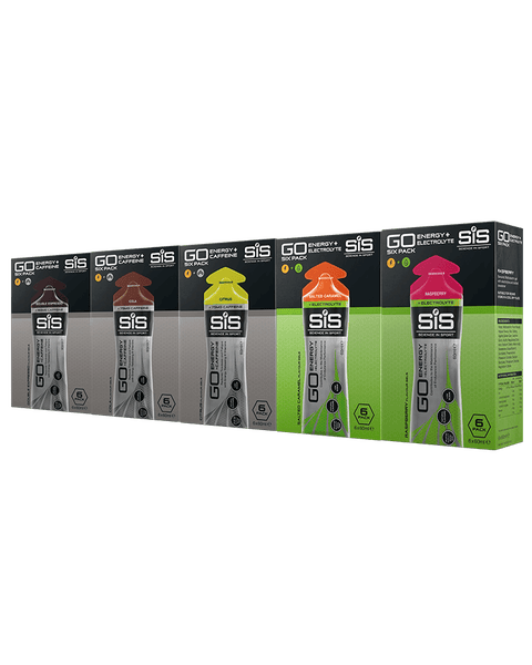 SiS Speciality Mixed Gel Bundle - 30 Pack (Multi Flavour)