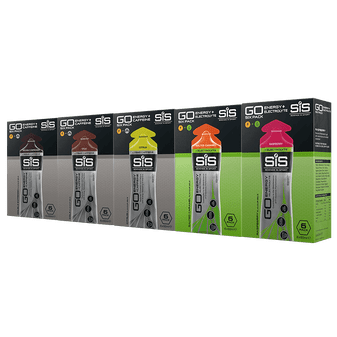 GO Energy Gel Bundle - 30 Gels