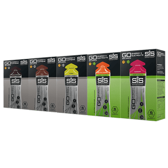 Speciality Gels - Multi Flavour 30 Pack Bundle