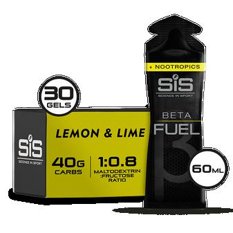 Beta Fuel + Nootropika - 30er Pack