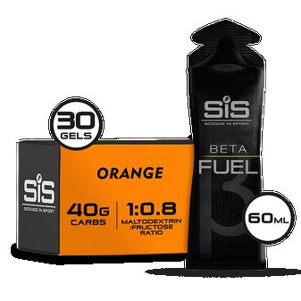 Beta Fuel Gel - 30er Pack
