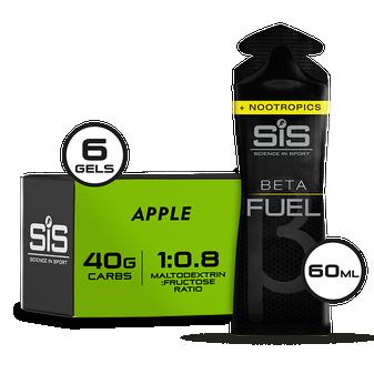 Beta Fuel + Nootropika - 6er Pack
