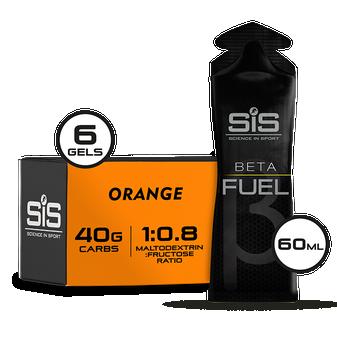 Beta Fuel Gel - 6er Pack