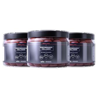 SiS Performance Collagen Fruchtgummies mit Beerengeschmack - 12 Pack