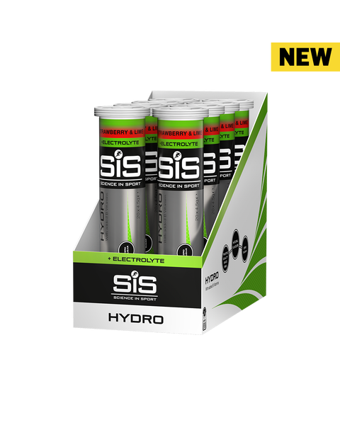 Hydro - 8 Pack (Strawberry & Lime)