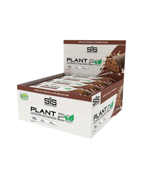 PLANT20 Bar - 12 Pack (Triple Chocolate Brownie)