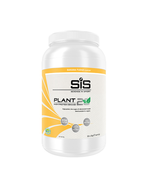 PLANT20 Powder - 900g (Banana Fudge)