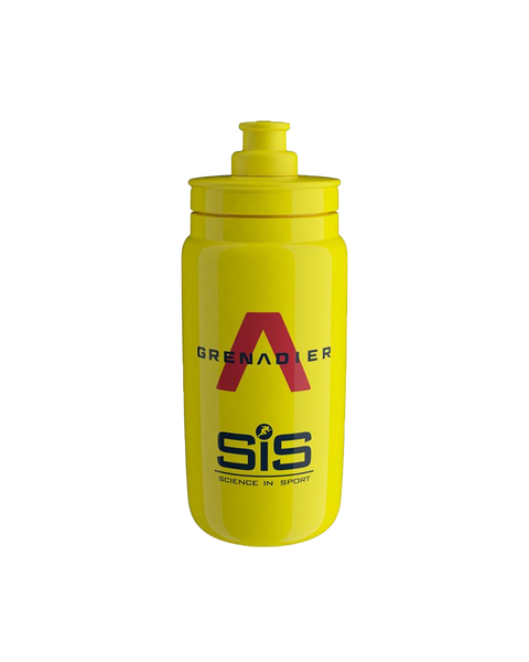 INEOS Grenadiers Fly Bottle Yellow