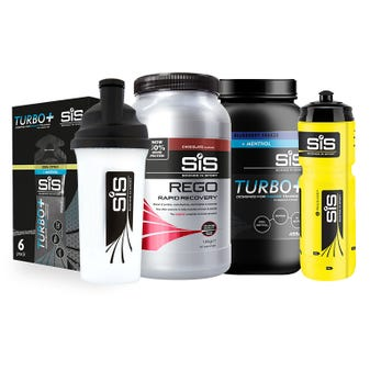 Turbo+ and REGO Bundle + 2 Bottles