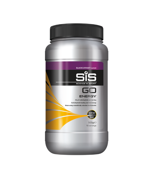 GO Energy - 500g (Blackcurrant)