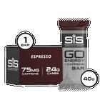 GO Energy + Caffeine Mini Bars - 40g