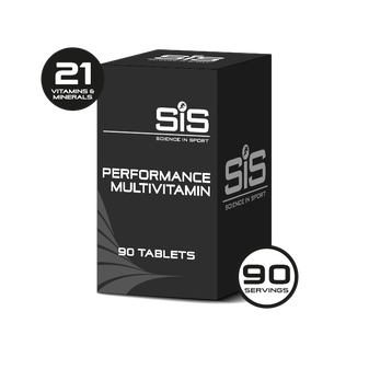 Performance Multivitamin - 90 Tablets (Unflavoured)