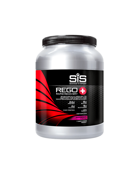 REGO Rapid Recovery Powder Plus - 490g (Himbeere)