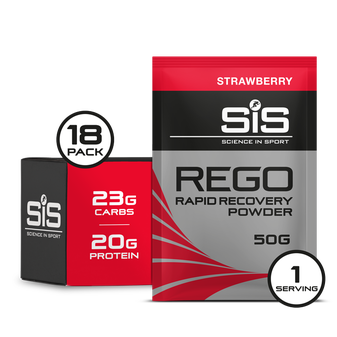 REGO Strawberry Packets 18 Pack