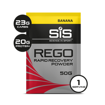 REGO Rapid Recovery Banana 50g Single Sachet