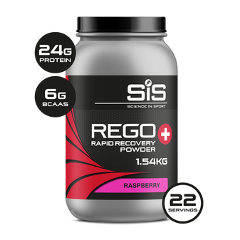 REGO Rapid Recovery+ Raspberry - 1.54kg