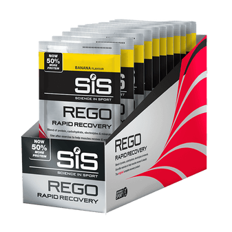 SiS REGO Rapid Recovery Sachets - 18 Pack