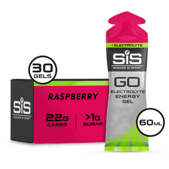 GO Energy + Electrolyte 30 Gel