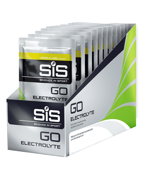 GO Electrolyte - 18 Pack - (Lemon & Lime)