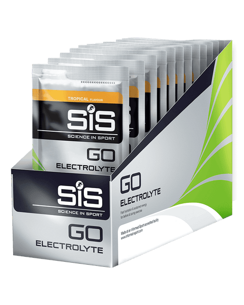 GO Electrolyte - 18 Pack (Tropical)