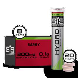 GO Hydro Tabletten - 8 Pack