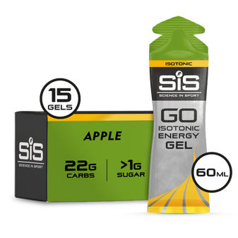 GO Isotonic Energy Gel - 15 Gel