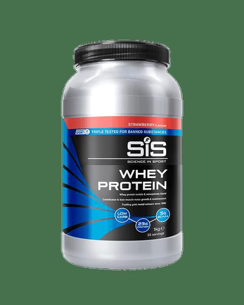 SiS Whey Protein 1kg Strawberry