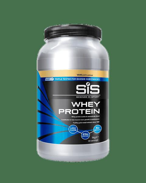 Whey Protein Powder - 1kg Vaniglia