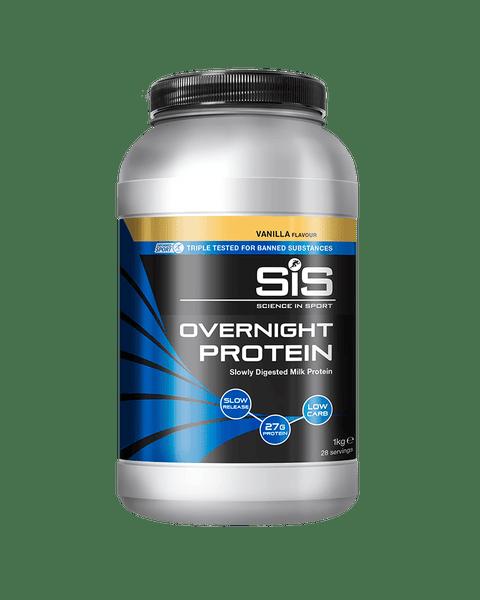 SiS Overnight Protein 1kg Vanilla