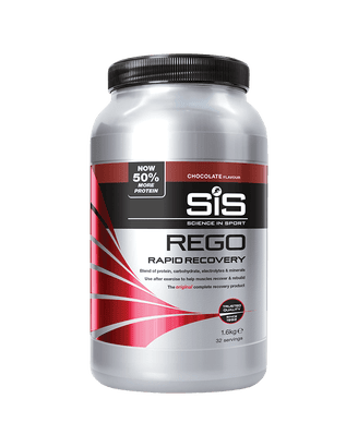 SiS REGO Rapid Recovery Protein 1.6kg Chocolate