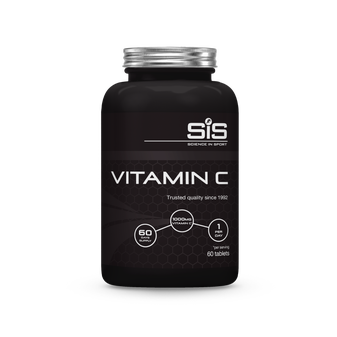 Vitamin C designed to reduce tiredness and fatigue and also giving you immune support. Each tub has 60 tablets with a suggested use of 1 per day.