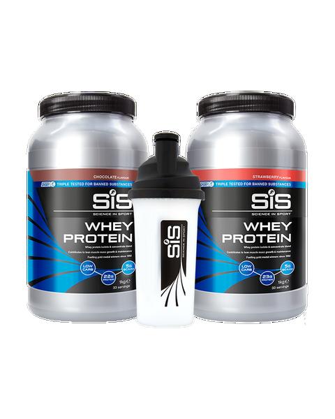 SiS Whey Protein Bundle
