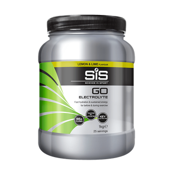GO Electrolyte Powder - 1kg (Zitrone & Limette)
