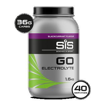 SiS GO Electrolyte 1.6kg Blackcurrant
