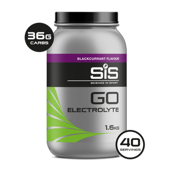 GO Elektrolyt Pulver - 1.6kg (Schwarze Johannisbeere)