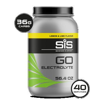 GO Electrolyte 56.4oz - Lemon & Lime